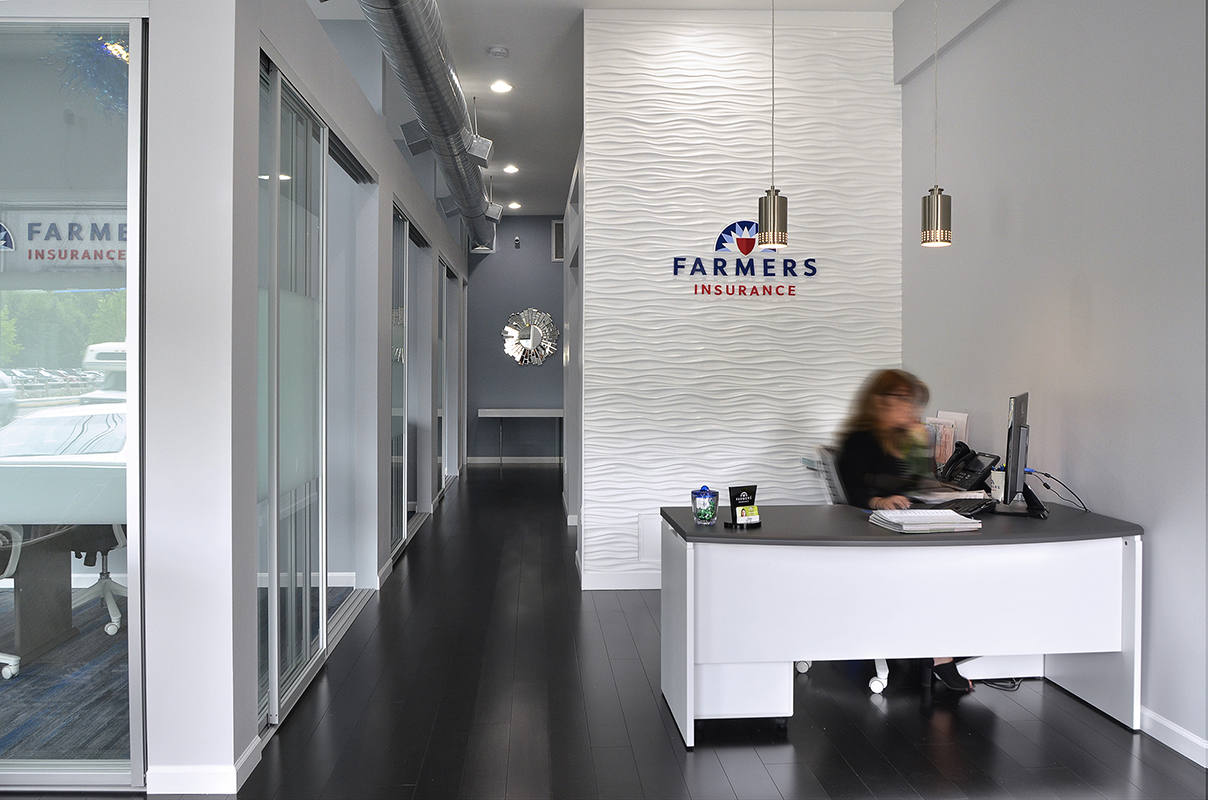 Farmers Insurance TI | Baylis Architects | 425.454.0566