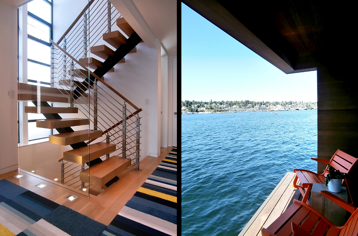 Wards Cove Houseboat Baylis Architects 425 454 0566